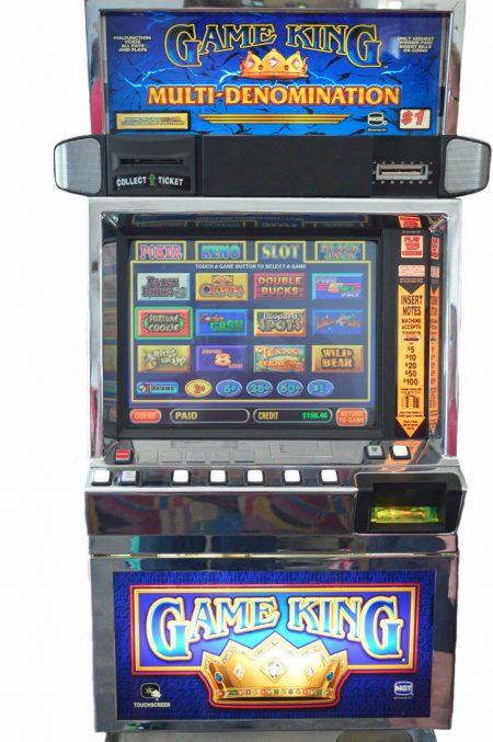 Game King 6.0 Poker Machine