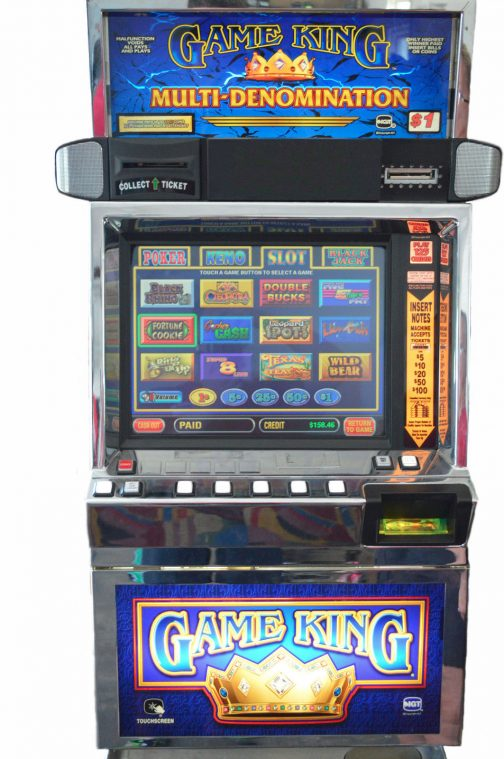 Game King 6.0 Poker Machine