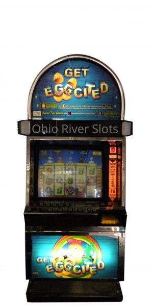 Get Eggcited slot machine