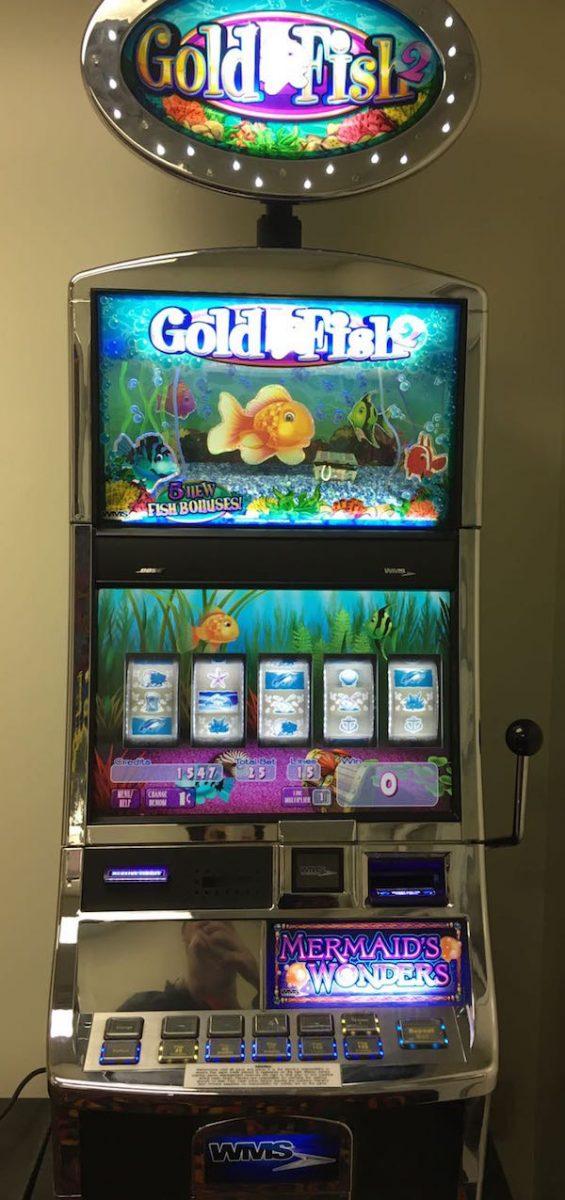 goldfish 2 slot machine