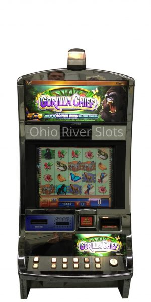 Gorilla Chief slot machine
