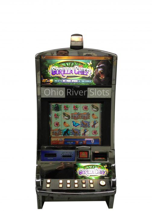 Gorilla Chief slot machine