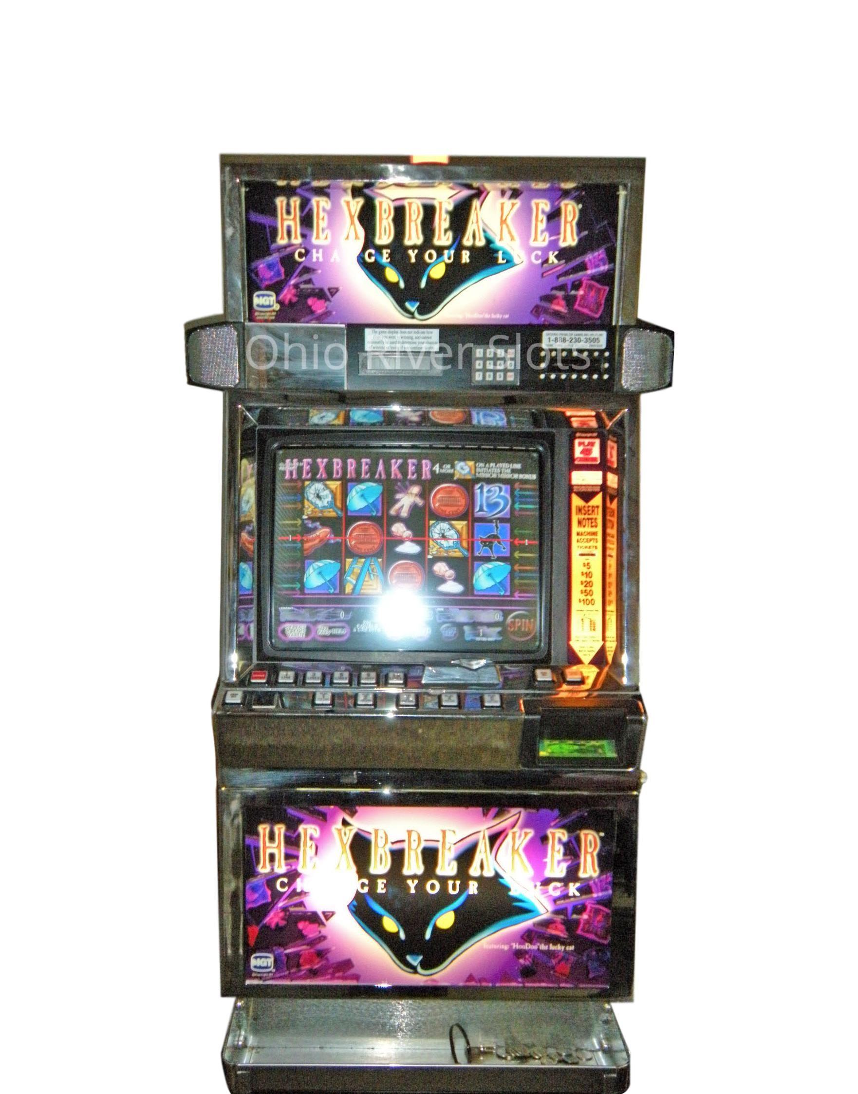 Hexbreaker Slot