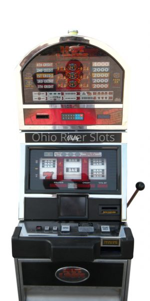 Hot Lines slot machine