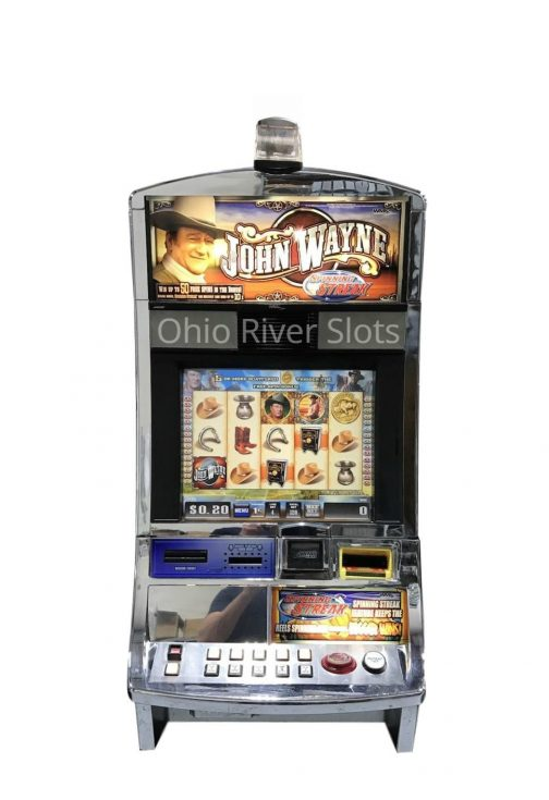 John Wayne slot machine