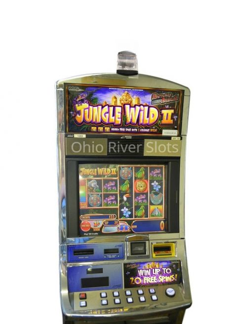 Jungle Wild 2