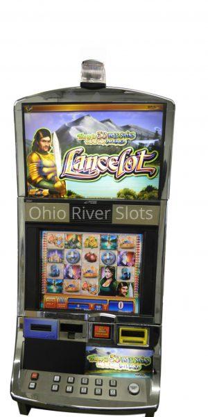 Lancelot slot machine