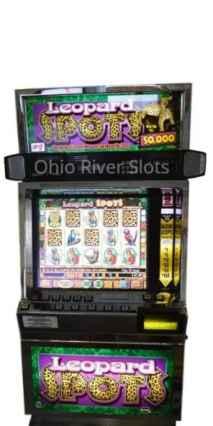 Leopard Spots slot machine