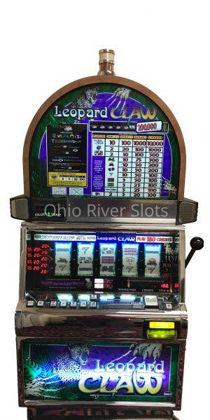 Leopard's Claw slot machine
