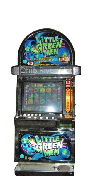 Little Green Men slot machine