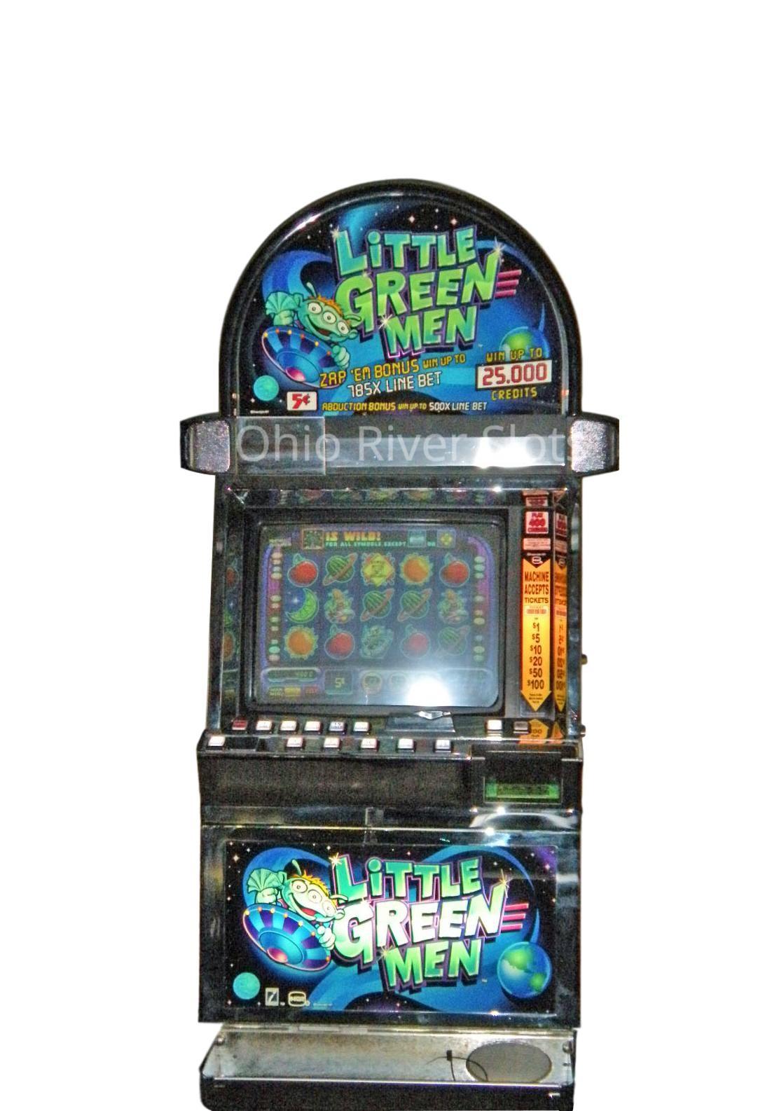 Little Green Men Slot