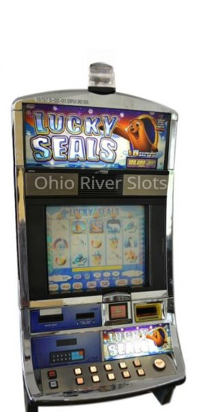 Lucky Seals slot machine