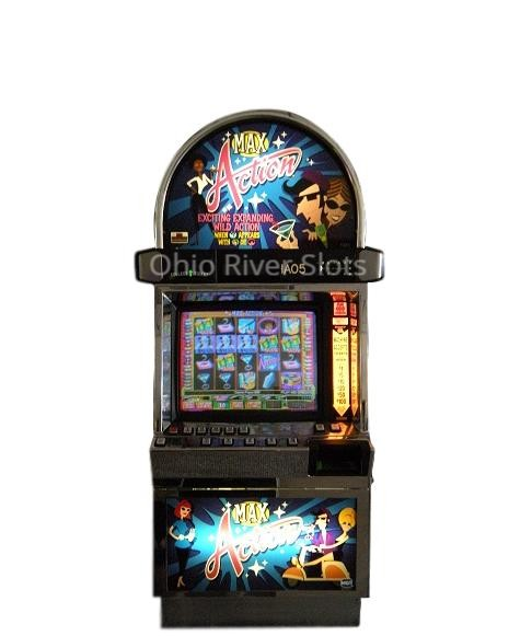 Max Action slot machine