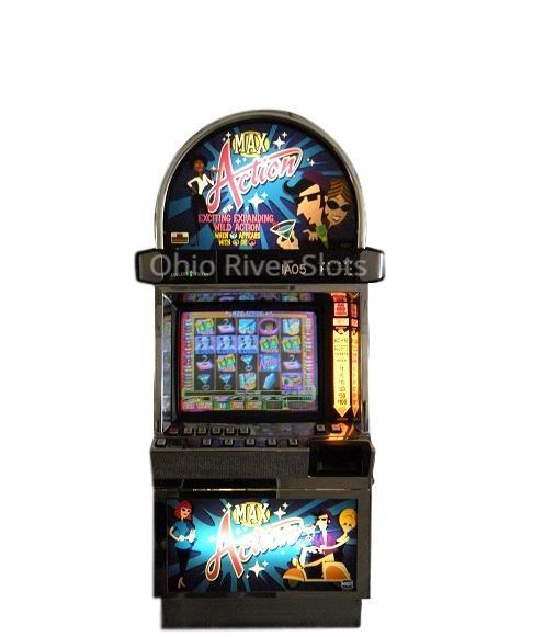Max Action slot machine