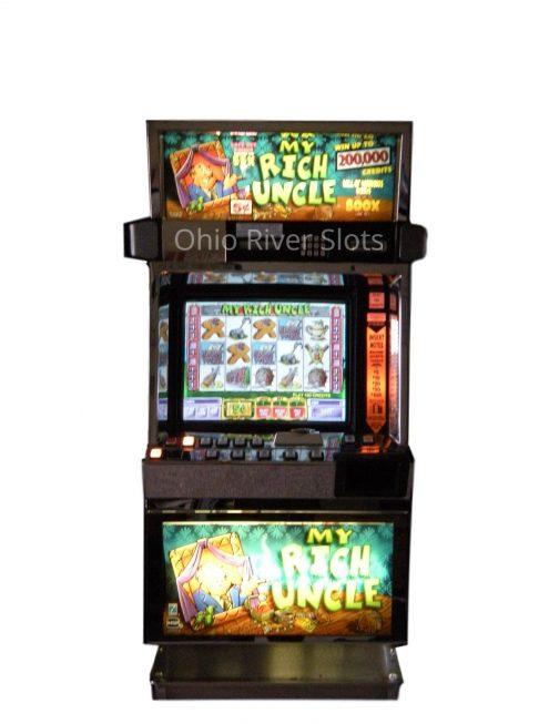 My Rich Uncle slot machine