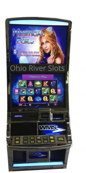 Mystical Fox slot machine