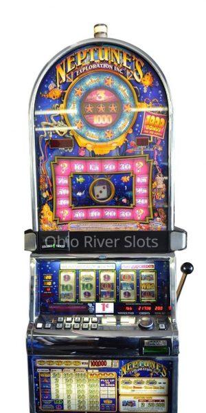 Neptune's Exploration slot machine
