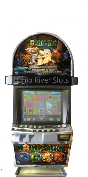 Noah's Ark slot machine