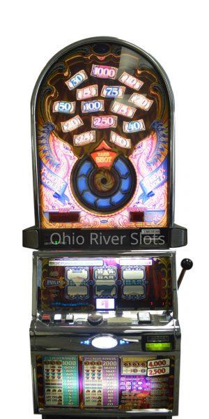 Phoenix Gold slot machine