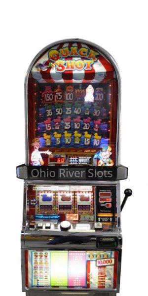 Quack Shot slot machine