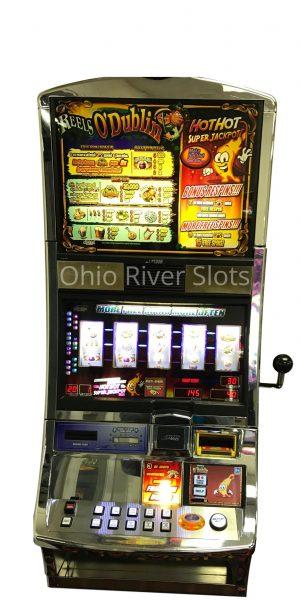 Reels of Dublin slot machine
