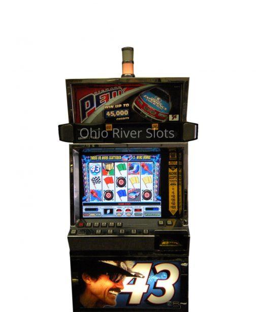 Richard Petty slot machine