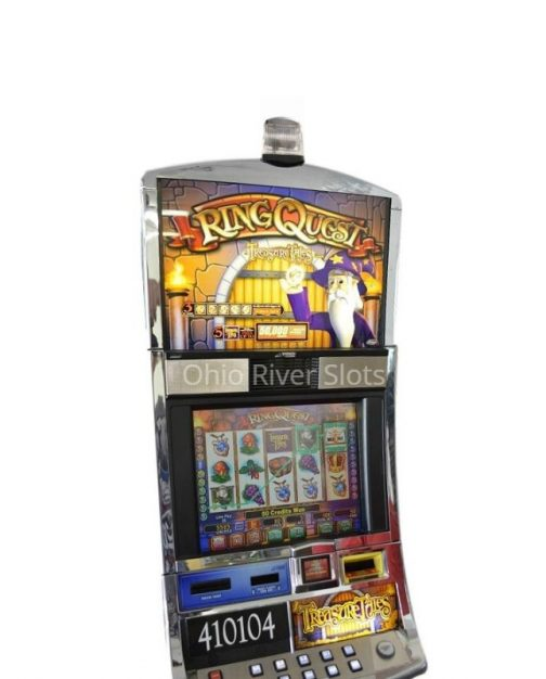 Ring Quest slot machine