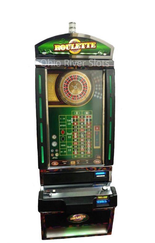 Roulette slot machine
