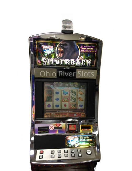Silverback slot machine