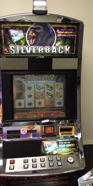 Silverback slot machine