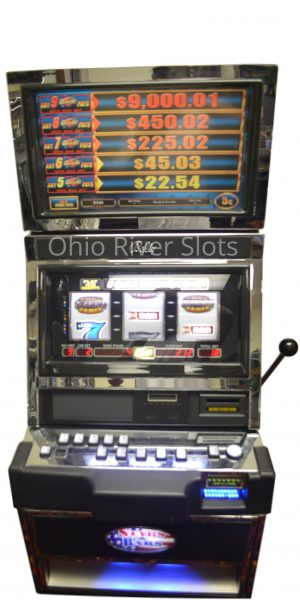 Stars and Bars slot machine