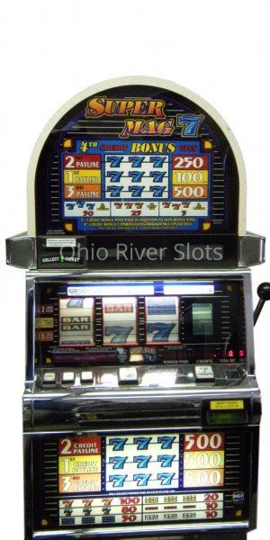 Super Mag 7 slot machine