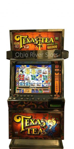Texas Tea slot machine