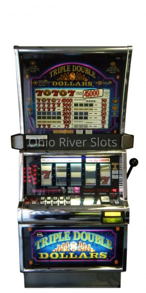 Triple Double Dollars slot machine