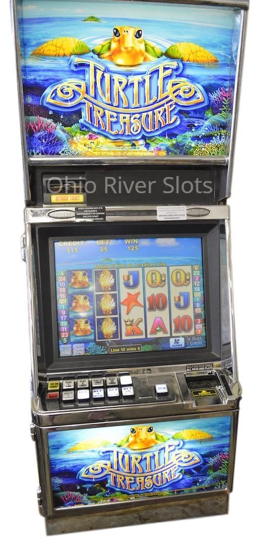 Turtle Treasures sot machine