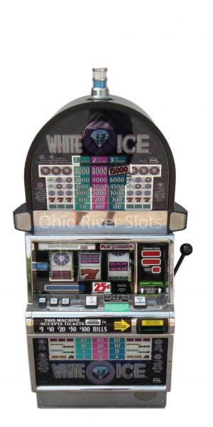 White Ice slot machine