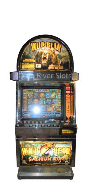 Wild Bear Salmon Run slot machine