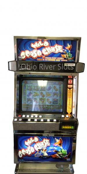 Wild Goose Chase slot machine