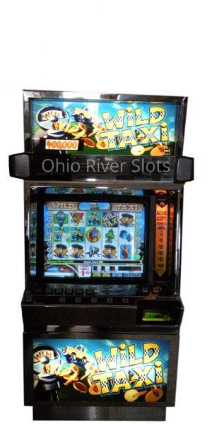 Wild Taxi slot machine