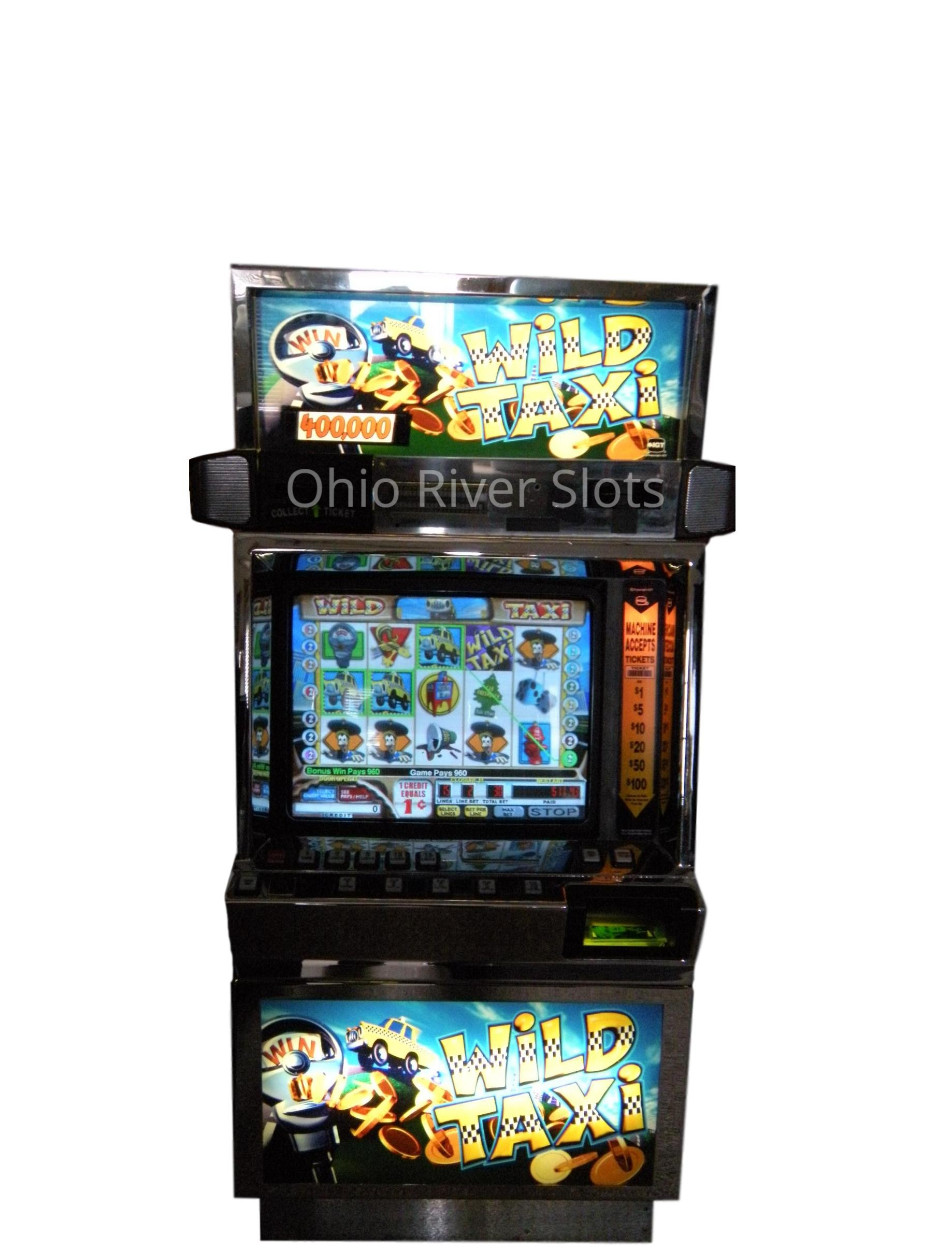 Wild Bill Slot Machine