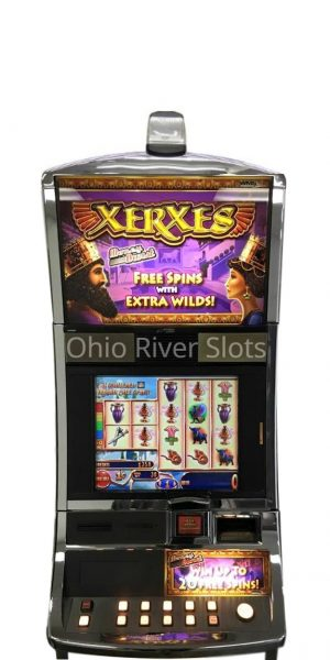 Xerxes slot machine