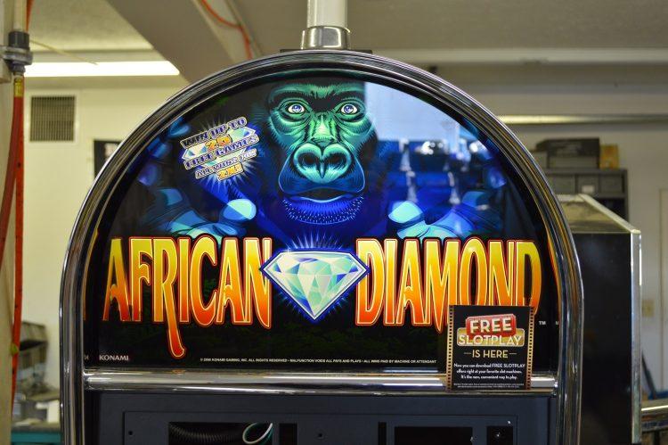 African Diamond 1