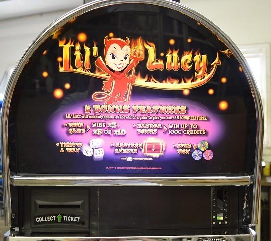 Aristocrat Lil Lucy 1