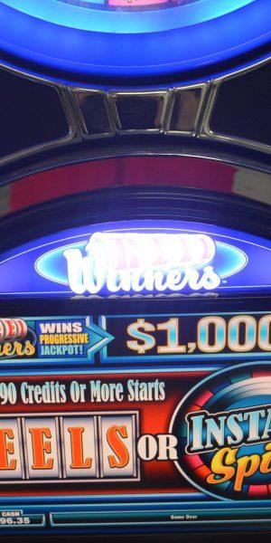 Bally Cashwheel Reel Winners 1