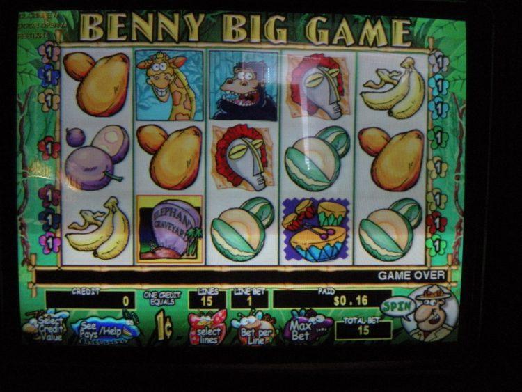 Benny Big Game 1
