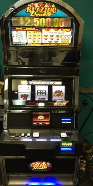 Bally Blazing 7 Slot Machine