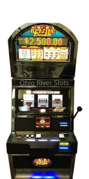 Blazing 7 slot machine