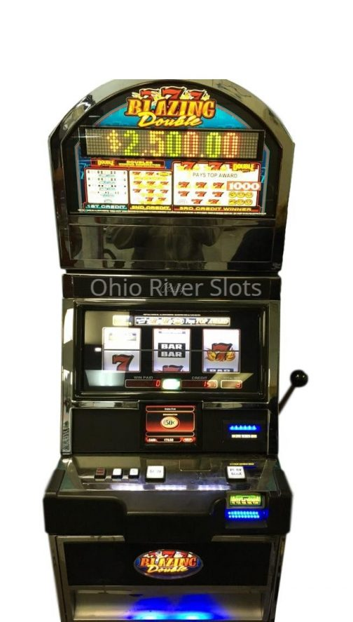 Blazing 7 slot machine