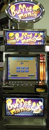 Buffet Mania slot machine
