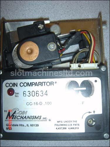 Coin Comparitor 13V